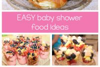Glamorous Easy Baby Shower Food Ideas! These Crowd Pleasing Favorites Will Be in Beautiful Food Ideas For Baby Shower