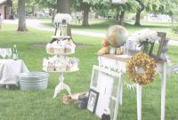 Glamorous Fantastic Outdoor Baby Shower Decorations 4 – Wyllieforgovernor in Outdoor Baby Shower Ideas