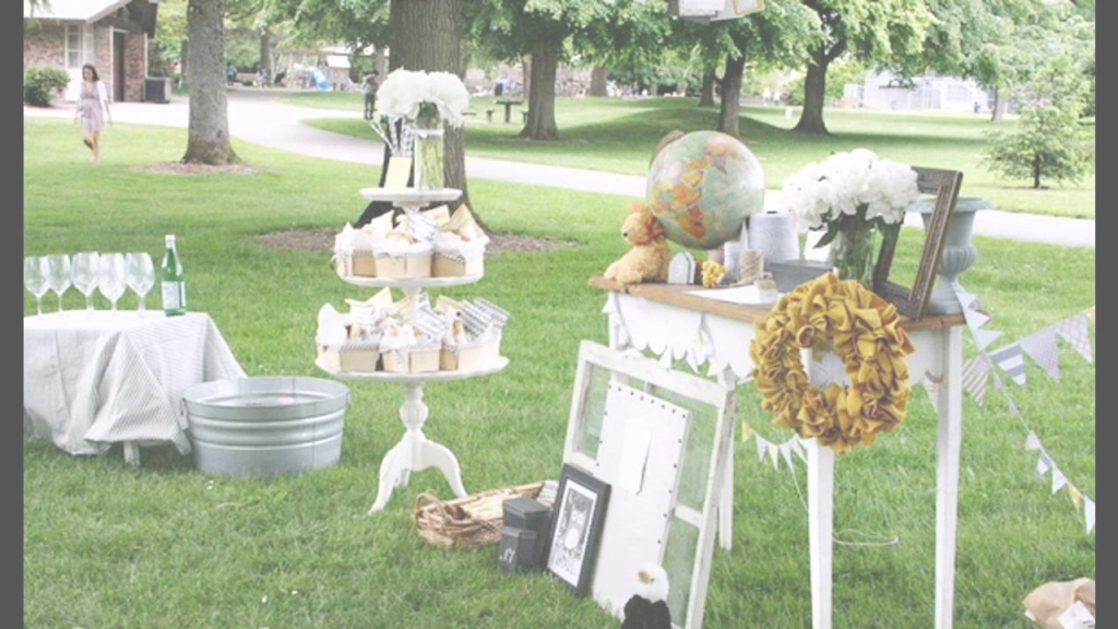 Glamorous Fantastic Outdoor Baby Shower Decorations 4 - Wyllieforgovernor in Outdoor Baby Shower Ideas