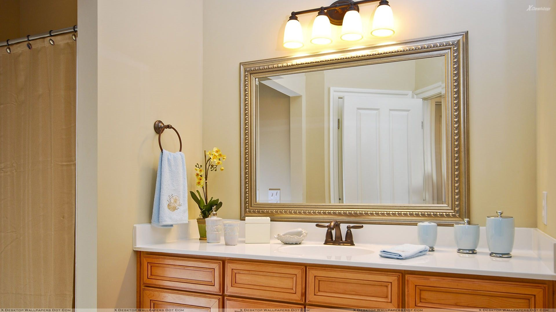 Glamorous Framed Bathroom Mirrors Houzz - Fancy Framed Bathroom Mirrors with regard to Beautiful Houzz Bathroom Mirrors