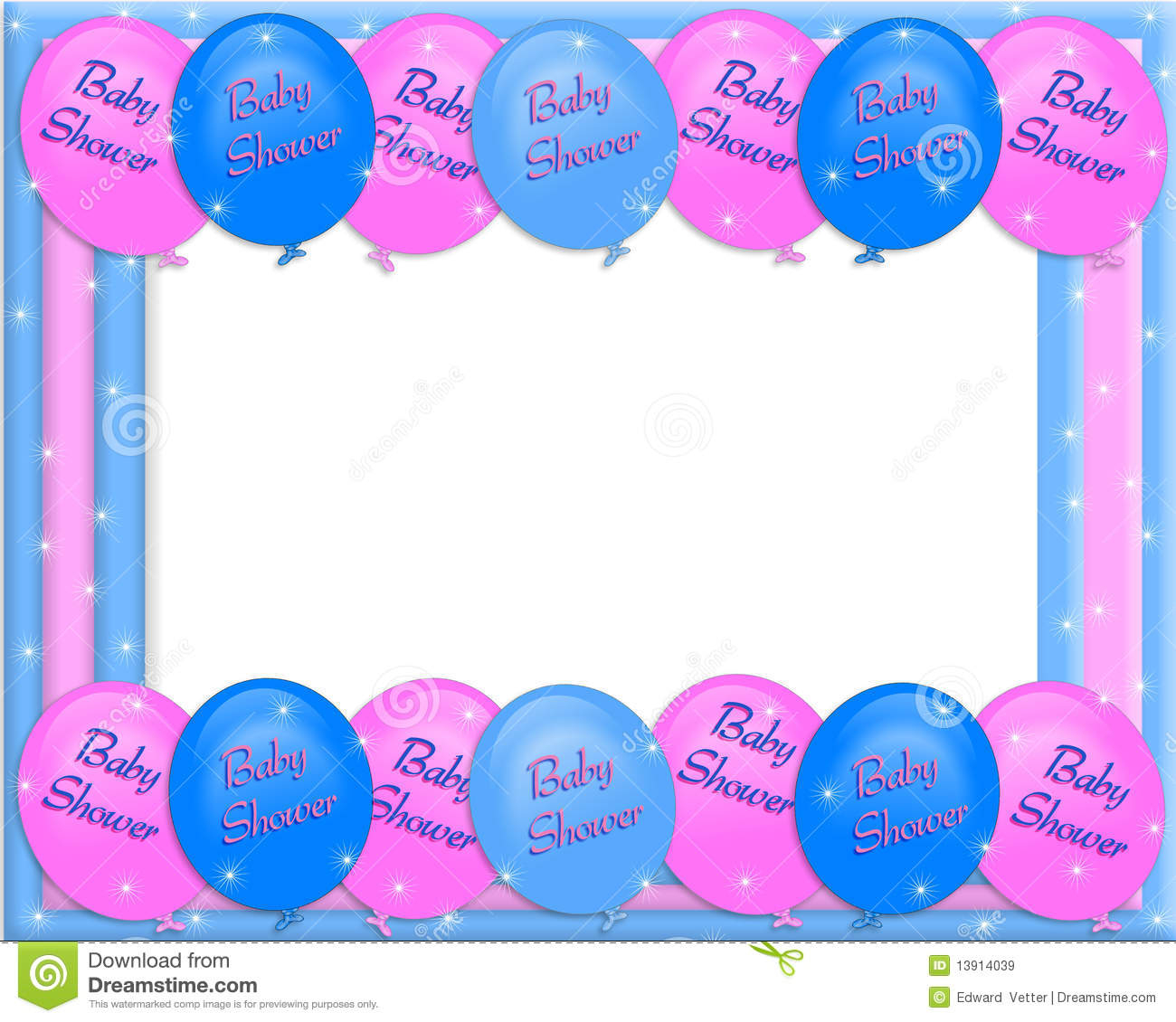 Glamorous Free Baby Borders For Word Documents - Acur.lunamedia.co intended for Unique Baby Shower Borders