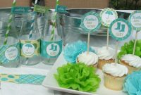 Glamorous Green And Blue Baby Shower Ideas | Omega-Center – Ideas For Baby regarding Beautiful Blue And Green Baby Shower