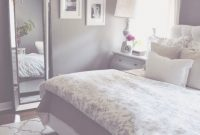 Glamorous Grey Bedroom – Soft Soothing Purple Tint | Home <3 | Pinterest for New Grey Bedroom