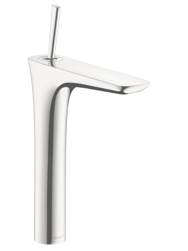 Glamorous Hansgrohe 15072001 Chrome Puravida 1.2 Gpm Single Hole Bathroom with regard to Hansgrohe Bathroom Faucet