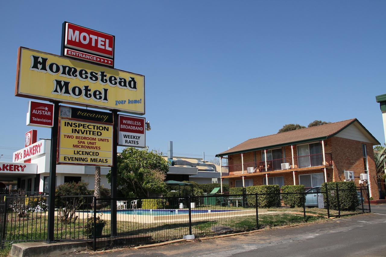 Glamorous Homestead Motel, Dubbo, Australia - Booking intended for Fresh Garden Hotel Dubbo