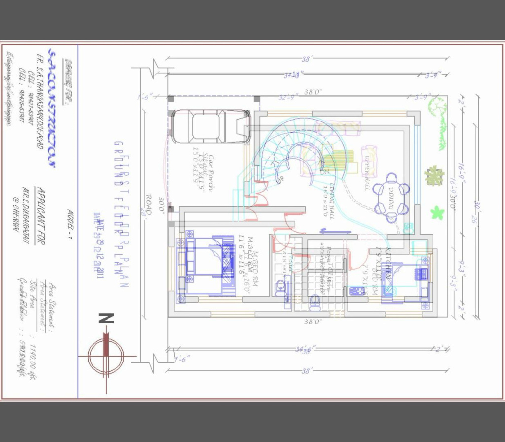 Glamorous House Plan West Facing.mp4 - Youtube regarding 30 40 House Plans Vastu