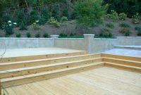 Glamorous How To Landscape A Sloping Backyard | Diy intended for Sloped Backyard Ideas