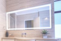 Glamorous Illuminated Wall Mirrors For Bathroom Popular Led Mirror Backlit inside Best of Illuminated Wall Mirrors For Bathroom