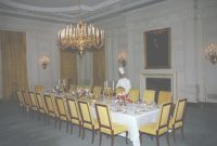 Glamorous Kn-C19913. Assistant White House Chef In State Dining Room – John F within White House State Dining Room