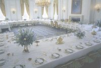 Glamorous Kn-C21497. State Dining Room, White House – John F. Kennedy in Elegant White House State Dining Room