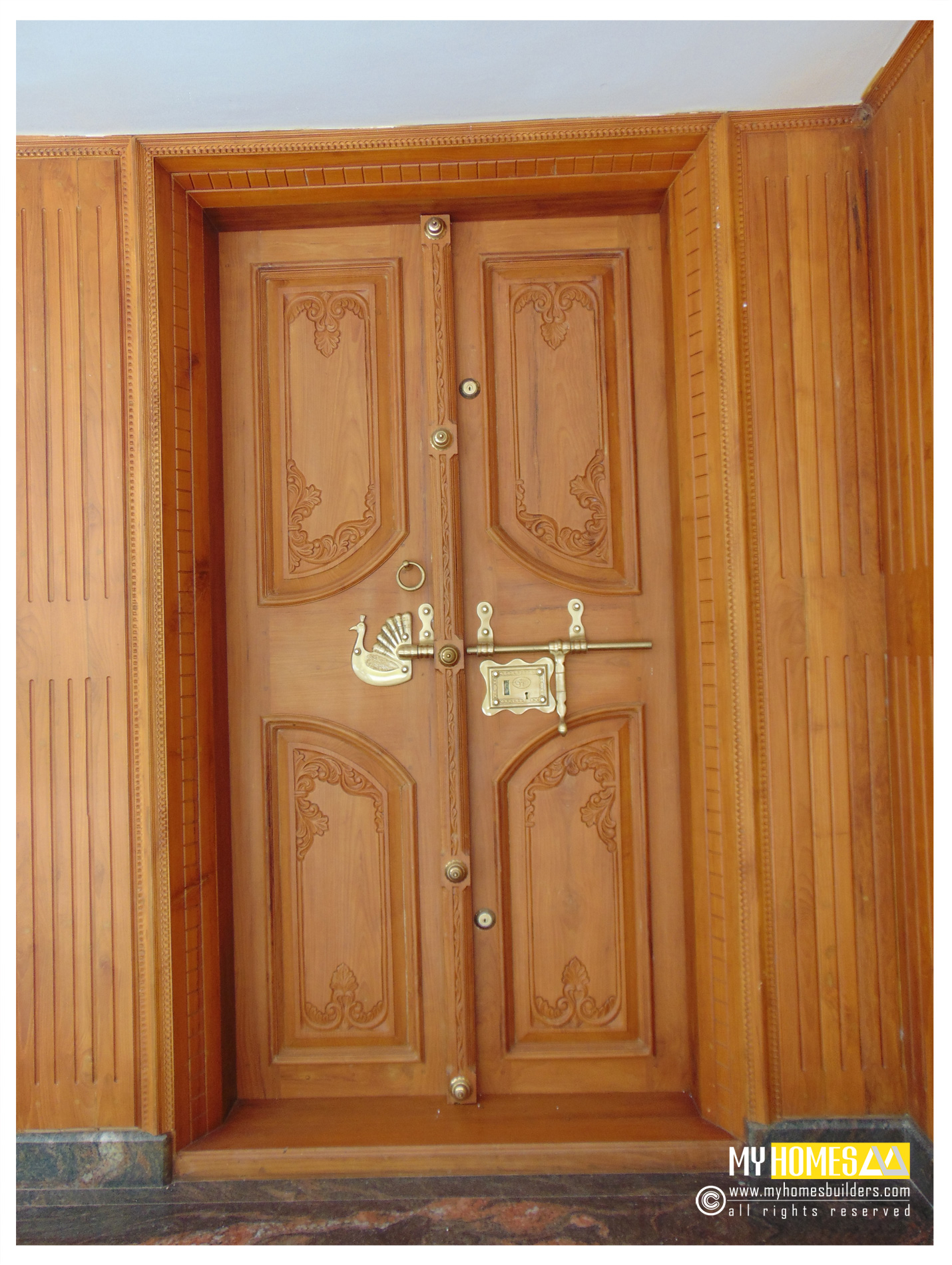 Glamorous Latest Design For Main Door - Flush Doors Ply Timber Wood, Modern regarding Door And Window Design Image