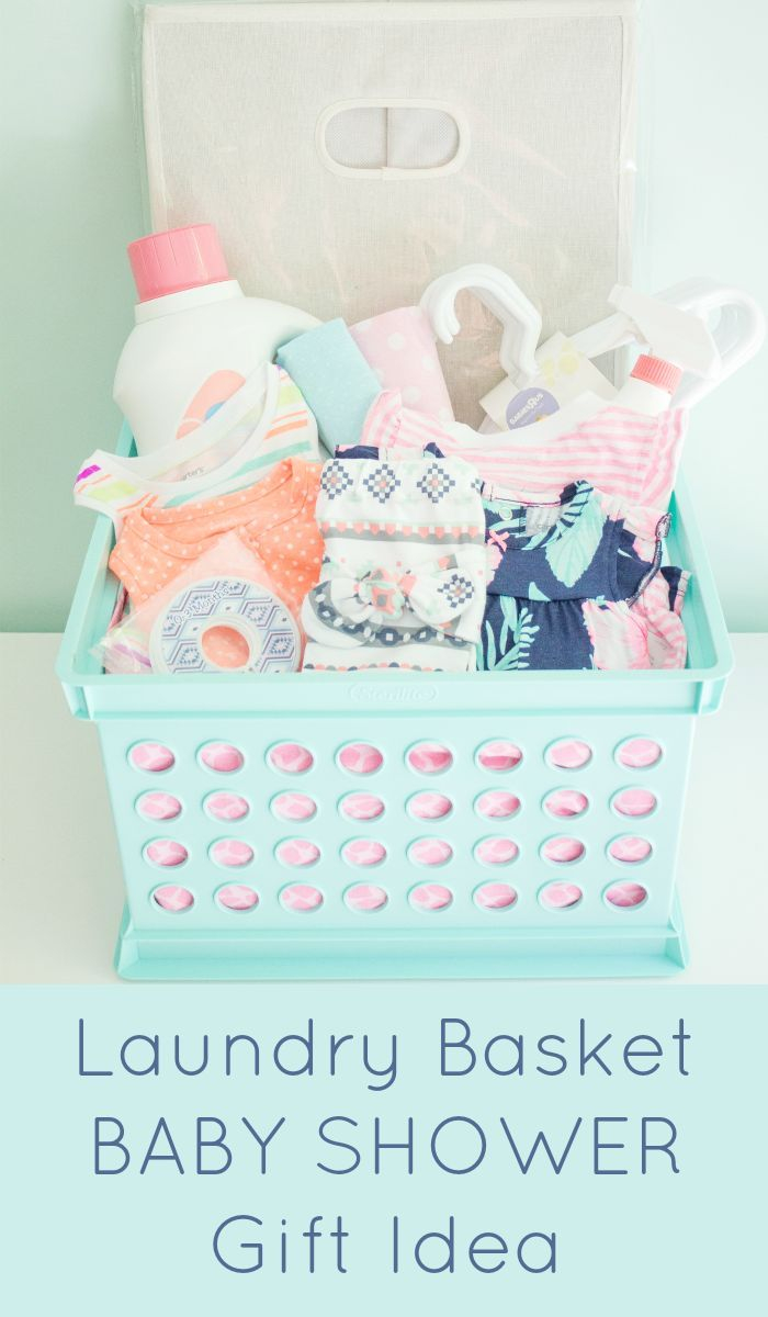 Glamorous Laundry Basket Baby Shower Gift | Pinterest | Laundry, Babies And Gift pertaining to Luxury Useful Baby Shower Gifts