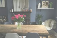 Glamorous Little Greene Juniper Ash Dark Dining Room Www.overatkates in Dining Room Ideas Pinterest
