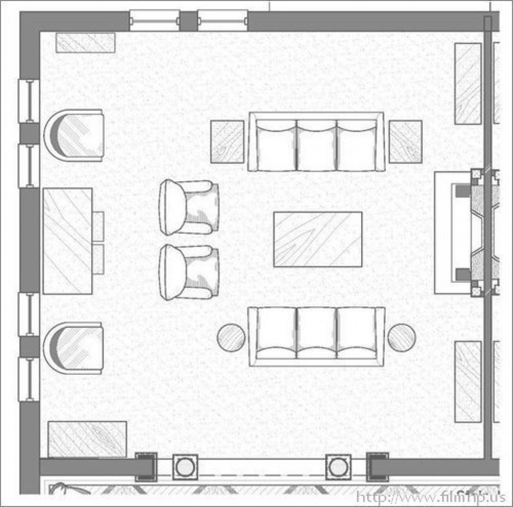 Glamorous Living Room Floor Plans | Creative Ideas within Living Room Floor Plans