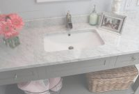 Glamorous Marble Countertops | Hgtv for Marble Bathroom Vanity
