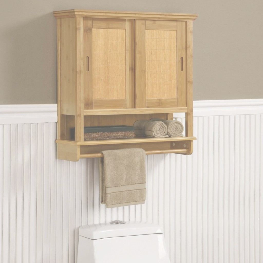 Glamorous Matchless Ideas Bathroom Wall Cabinets — The Home Redesign for Wall Bathroom Cabinets