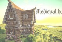 Glamorous Medieval House [Practice #1] With Download! Minecraft Project for Minecraft Cool Houses Download
