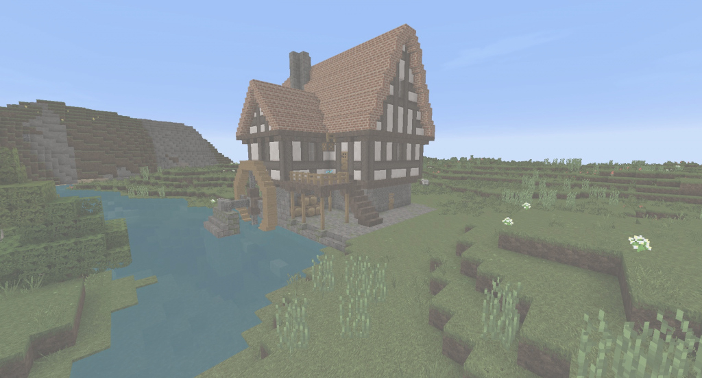 Glamorous Minecraft Small Farm House Beautiful Minecraft Farmhouse Design inside Review Minecraft Farmhouse Design