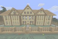 Glamorous Minecraft Wooden House + Download – Youtube in Beautiful Minecraft Cool Houses Download