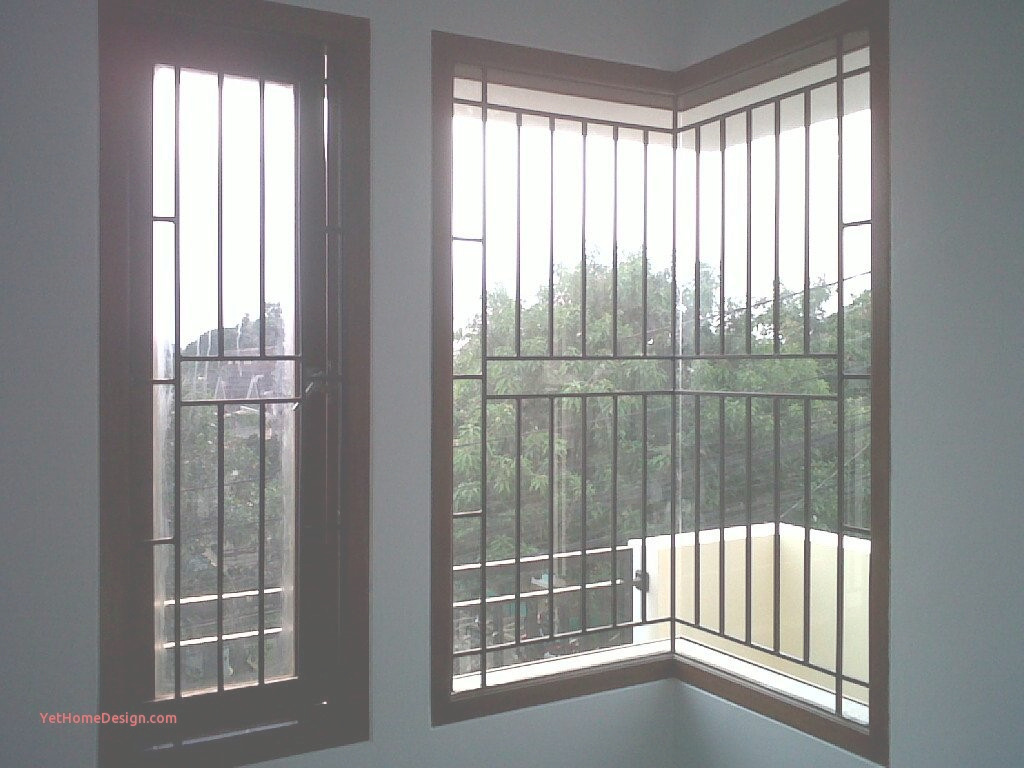 Glamorous Modern Window Designs Inspirational Modern Window Grill Designs For with Lovely Grill Design For Window