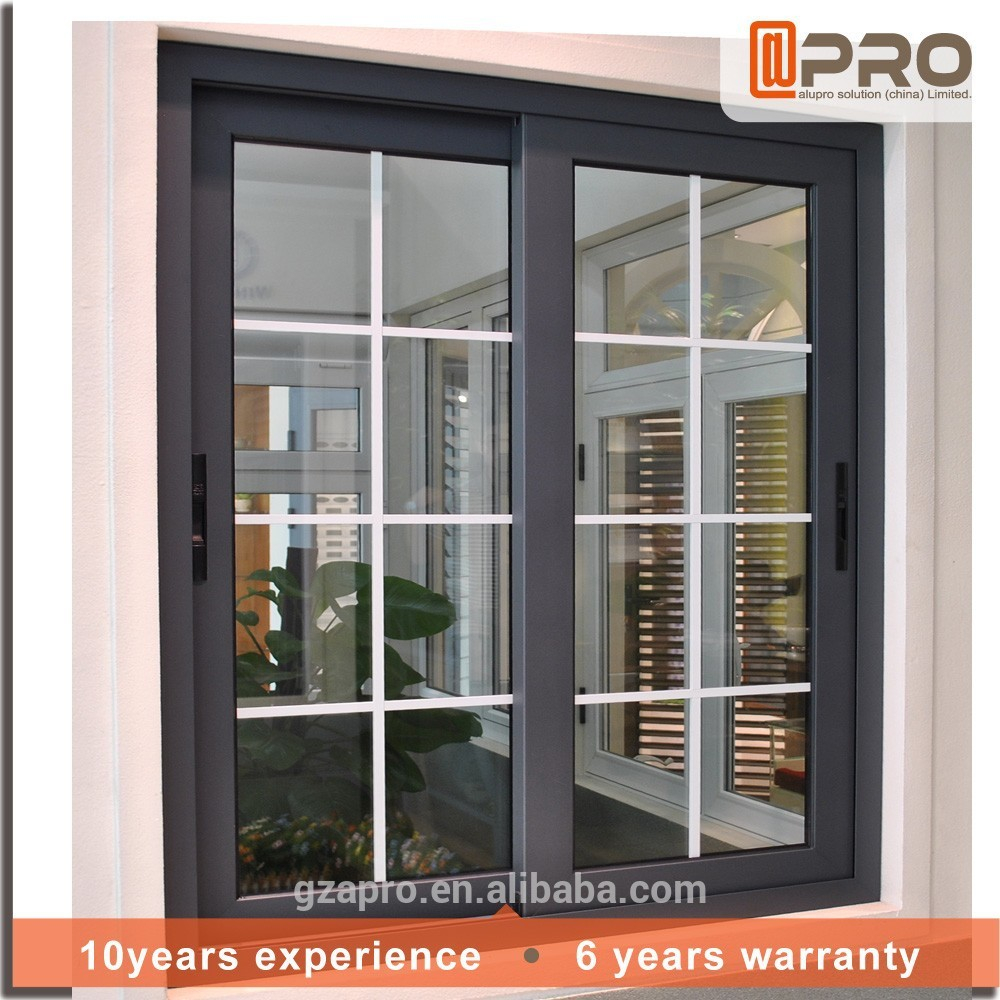 Glamorous New Design Simple Iron Window Grills Sash Window Aluminum Window inside Simple Window Design