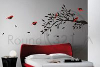Glamorous Nice Looking Wall Decals Living Cute Best Wall Decals For Bedroom intended for Inspirational Living Room Decals