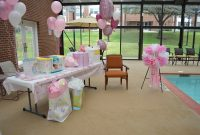 Glamorous Pickles 'n Pink: Baby Shower for Work Baby Shower