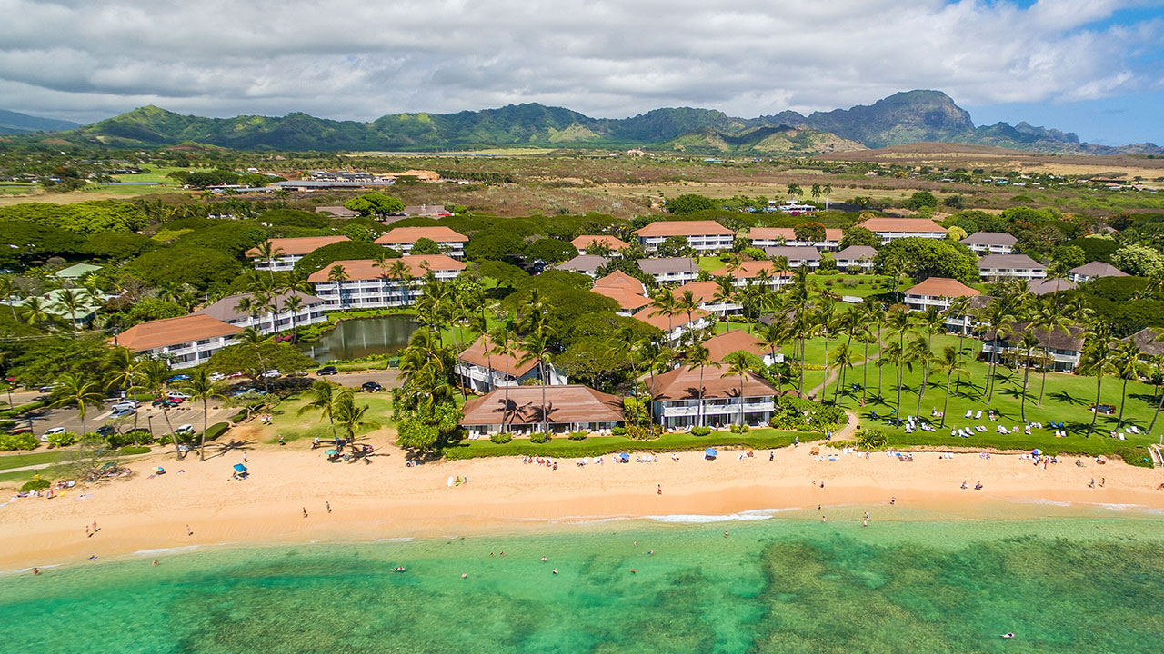 Glamorous Poipu Beach Vacation Condo | Kiahuna Plantation | Castle Resorts throughout Kiahuna Plantation & The Beach Bungalows