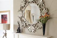 Glamorous Popular Modern Decorative Wall Mirrors | Jeffsbakery Basement & Mattress throughout Fresh Living Room Mirrors