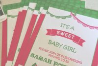 Glamorous Pregnancy || Watermelon Baby Shower: One In A Melon | Life As Mrs intended for Review Watermelon Baby Shower