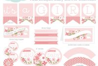 Glamorous Printable Baby Shower Ideas | Babywiseguides with regard to Free Printable Baby Shower