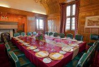 Glamorous Private Dining In The Gatehouse Of Edinburgh Castle intended for The Dining Room Edinburgh