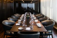 Glamorous Private Dining Room | Dodomi inside Private Dining Rooms Perth