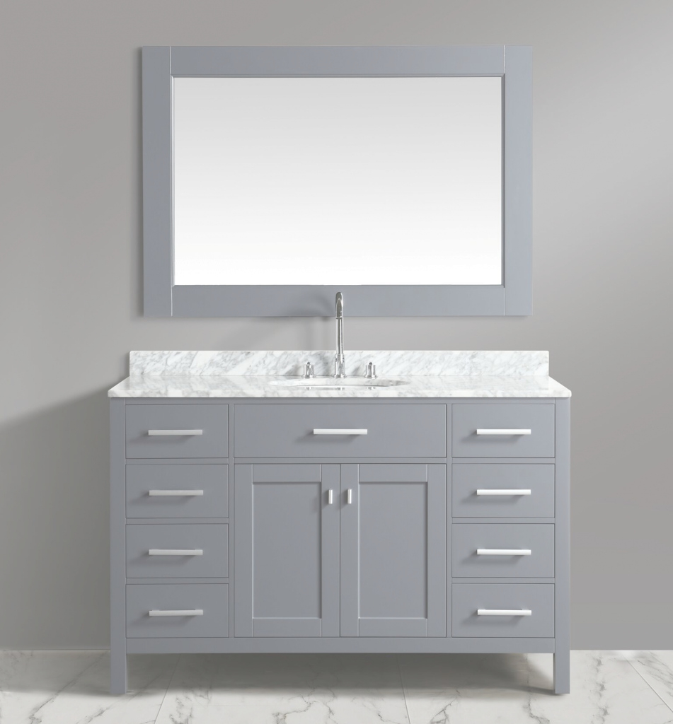 Glamorous Professional 65 Inch Bathroom Vanity Wonderful 54 Single Sink Set pertaining to 65 Inch Bathroom Vanity