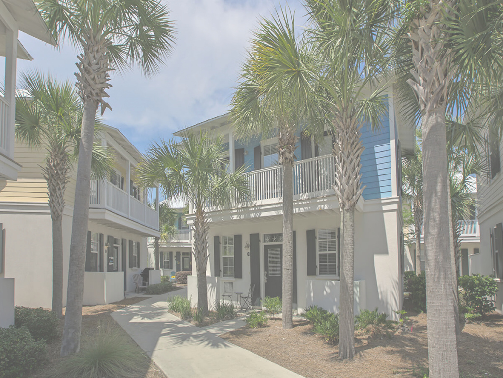 Glamorous Seagrove Bungalow: Seagrove Beach 2 Bedroom 2 Full Bathroom Place To within Bungalows At Seagrove