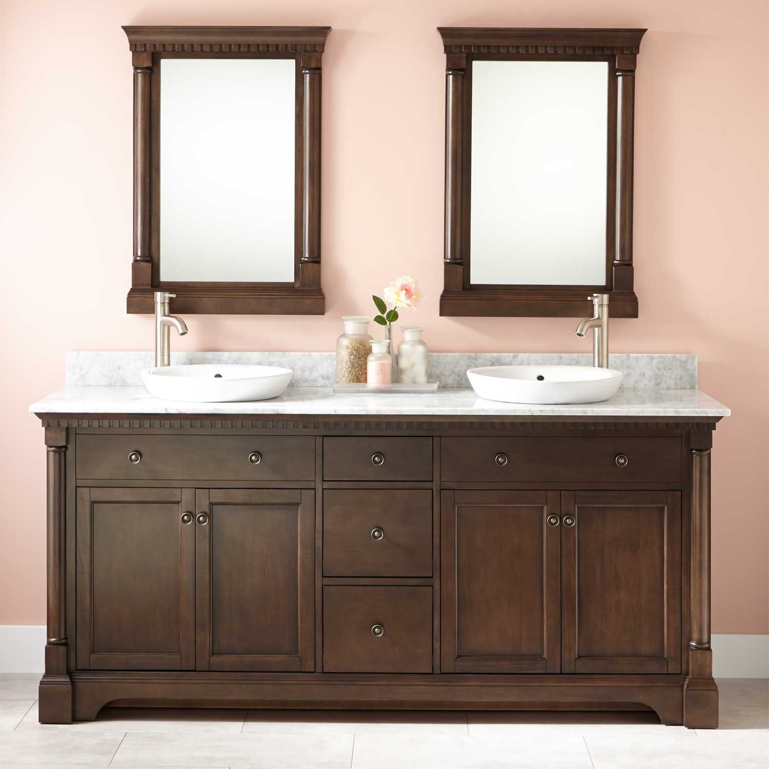Glamorous Sink : Sink Vanity Cabinet Bathroom Cabinetcorner Corner W intended for Review Bathroom Sink And Vanity