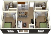 Glamorous Small 2 Bedroom House Plans – Home Desain pertaining to High Quality 2 Bedroom House Plans
