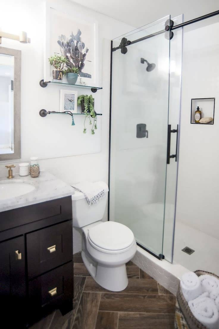 Glamorous Small Bathroom Remodel Ideas Remodeling For Bathrooms - Espan regarding Ideas For Small Bathroom Remodel