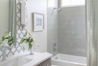 Glamorous Small Bathroom Tub Shower Combo Remodeling Ideas Http://zoladecor within Beautiful Bathroom Ideas Images