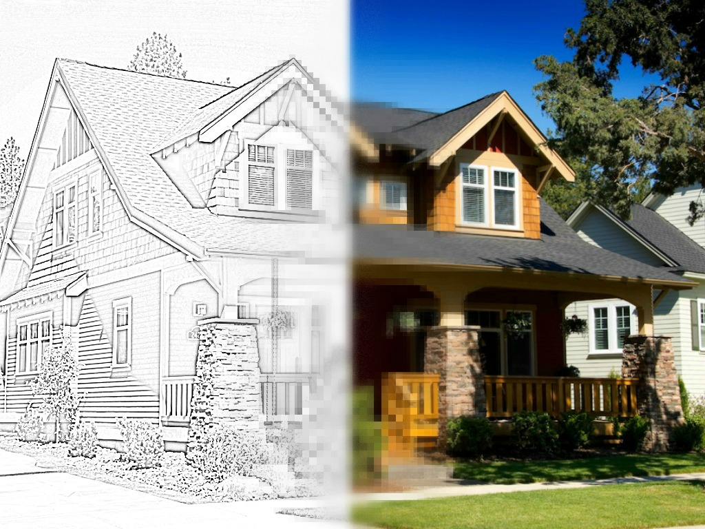 Glamorous Small House Plans - Bungalow Company intended for Small Bungalow