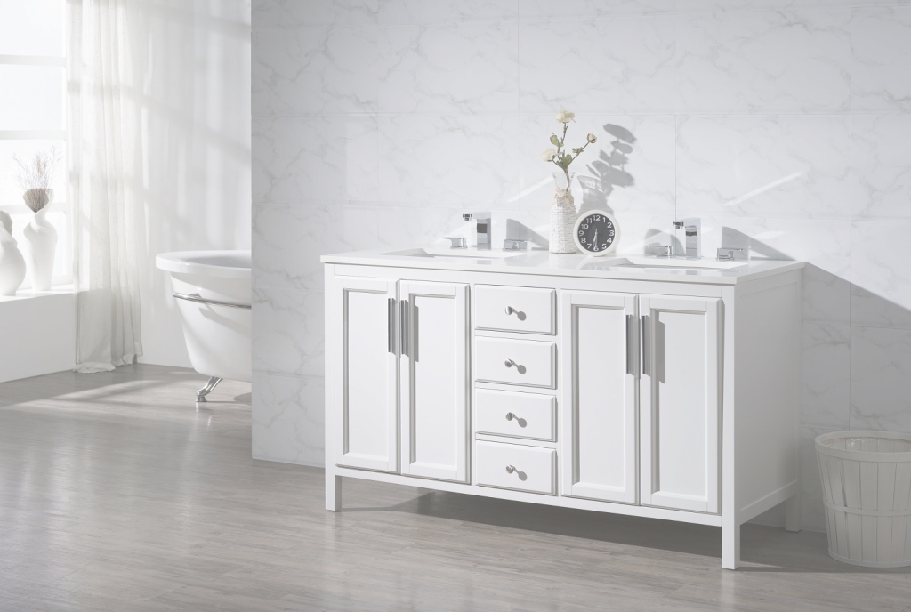 Glamorous Smart Ideas 59 Inch Bathroom Vanity Home Remodel Vanities Top throughout Luxury 59 Inch Bathroom Vanity