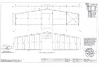 Glamorous Steel Building Plans Drawings Home Design Inspiration Incredible throughout Luxury Building Plans Drawings