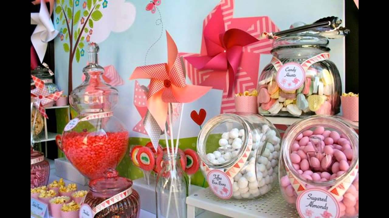 Glamorous Summer Baby Shower Themes Decorations Ideas - Youtube in Review Summer Baby Shower Ideas