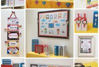 Glamorous Superhero Theme Classroom Decor – Speech Room Style intended for Classroom Decorating Themes