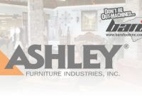 Glamorous Support: Barefoot Cnc & Ashley Furniture Keep Making New Tracks with New Ashley Furniture Industries