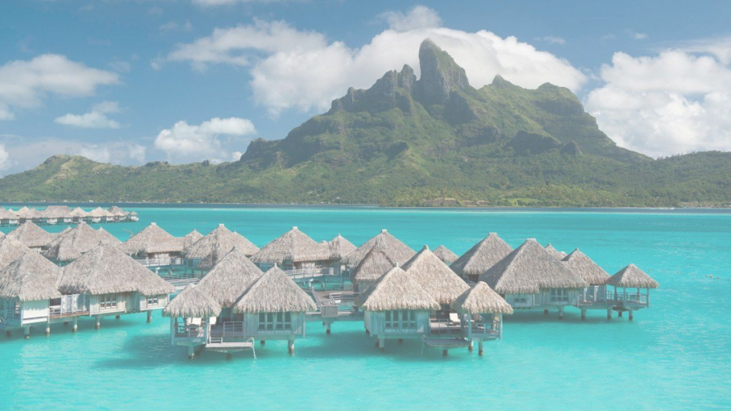 Glamorous Tahiti's Overwater Bungalows Are The Ultimate Luxury pertaining to Best of Bungalows In Bora Bora