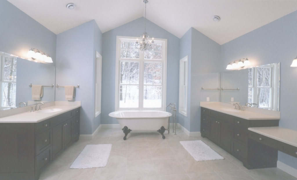 Glamorous Ten Facts You Never Knew About Blue And Gray | Bdlh intended for Blue And Gray Bathroom