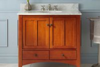 Glamorous Ten Thoughts You Have As Mission Style Bathroom Vanities with regard to Mission Style Bathroom Vanity