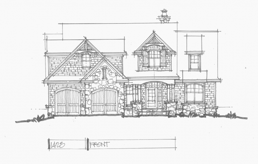 Glamorous The Coleraine House Plan Unique Donald Gardner House Plans Two Story for New The Coleraine House Plan