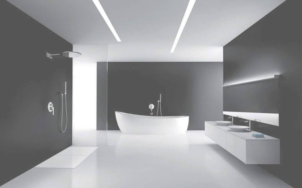Glamorous Top And Simple Black And White Bathroom Ideas pertaining to Good quality Black Bathroom Ideas